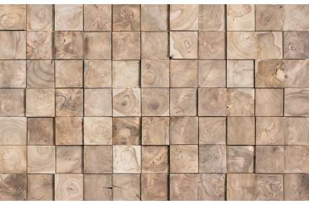 Wonderwall Studio Panneaux en bois recyclé