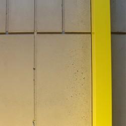 Panbeton® - Zoom matière panneau mural béton Fragmentation