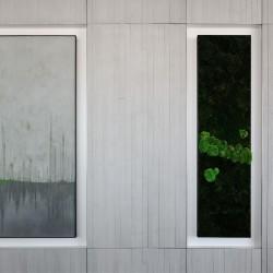 Panbeton® - Zoom mise en scène panneaux muraux béton