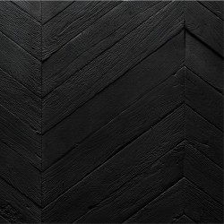 Panbeton® - Zoom matière panneau mural béton Chevrons