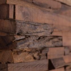 Wonderwall Studios - Zoom matière panneau bois Jagger