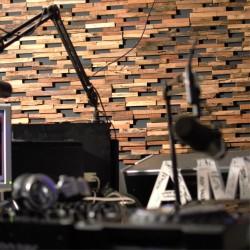 Wonderwall Studios - Panneaux muraux bois bureau